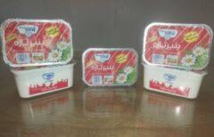 تولید پنیر غنی شده در پگاه تهران