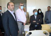 شهردار تهران از بیمارستان بانک ملی ایران تقدیر کرد