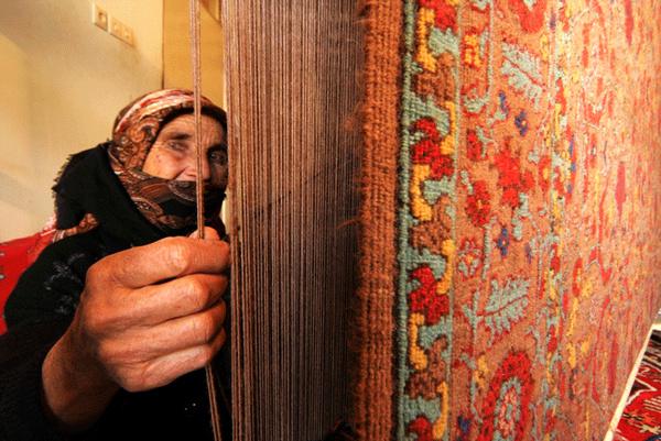 نمایشگاه اختصاصی اوراسیا فرصتی برای معرفی فرش دستباف ایران