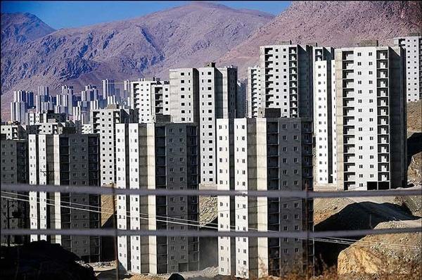 ٨۵ درصد از پروژه مسکن مهر پردیس تکمیل شده است