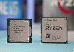 مقایسهی اینتل Core i5-10400 با Ryzen 5 3600؛ نبرد پردازندههای اقتصادی