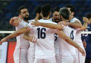 والیبال انتخابی المپیک| برتری نفسگیر ایران مقابل کرهجنوبی/ تا صعود به المپیک فقط یک گام باقی مانده است