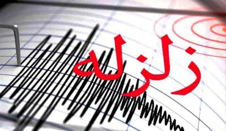 زلزله ۵.۴ ریشتری قلعه قاضی را لرزاند/ زلزله هرمزگان تلفات جانی و مالی نداشته است