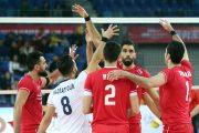 سهمیه المپیک در چنگ والیبال ایران