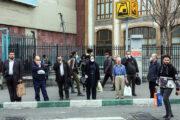 هشدار ۱۰ روزه کرونا به کلانشهر تهران