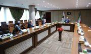 هماهنگی برای توسعه همکاری اتحادیه تولید وتجارت آبزیان ایران با بانک کشاورزی