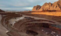 شروع اصلاحات در مدیریت معدن ۲۰ میلیارد دلاری مهدی آباد