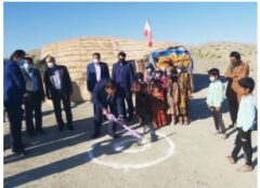 احداث یک مدرسه دیگر در مناطق محروم استان هرمزگان توسط بیمه پارسیان