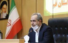 تاکید استاندار قم بر توسعه درگاه های الکترونیک پست بانک ایران در مناطق روستایی