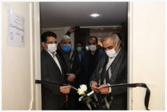 پایگاه مقاومت بسیج شرکت کار و تأمین برای ترویج فرهنگ بسیجی افتتاح شد