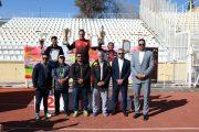 تیم پتروشیمی جم قهرمان مسابقات دومیدانی دومین المپیاد ورزشی کارکنان صنعت پتروشیمی کشور