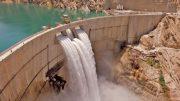 بالغ بر ۶.۳ میلیارد متر مکعب از حجم سدهای خوزستان خالی است