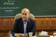 روح اله خدارحمی: برنامه ضربتی بهبود عملکرد بانک کشاورزی با قوت پیش می رود