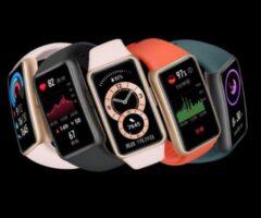 ساعت هوشمند هواوی واچ GT 2 پرو ECG و مچبند بند ۶ پرو رونمایی شدند