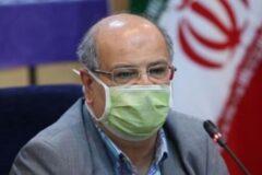 زالی: روند بستری بیماران کرونایی در تهران بسیار شتابان و افزایشی است