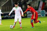 پیروزی تیم فوتبال جوانان ایران بر امارات/ صعود مقتدرانه به آسیا