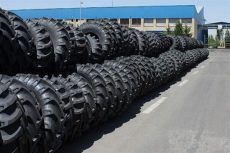 خودروهای ناوگان جادهای مشکل کمبود لاستیک سنگین ندارند