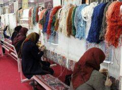 قالیبافان تهران بیمه میشوند