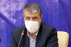 راهآهن خواف-هرات تا پایان ماه جاری افتتاح میشود