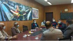 رئیس انجمن صنفی رانندگان اهواز: ما خود را عضوی از خانواده بزرگ فولاد اکسین می دانیم