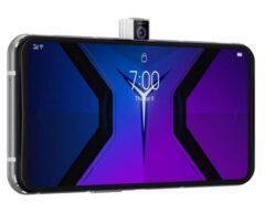 گوشی گیمینگ لنوو لیجن دوئل ۲ با دو فن خنککننده معرفی شد