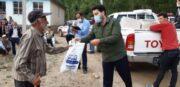 توزیع ۲۰۰۰ بسته پروتئینی توسط ستاد اجرایی فرمان امام در مناطق سیلزده استان اردبیل