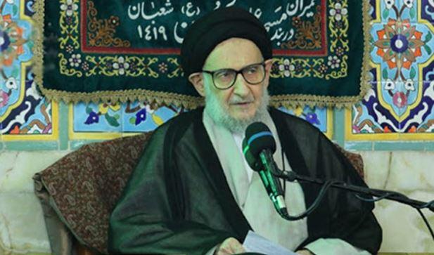 سیره عملی آیت الله ضیاء آبادی (ره) استاد اخلاق و تفسیر قرآن