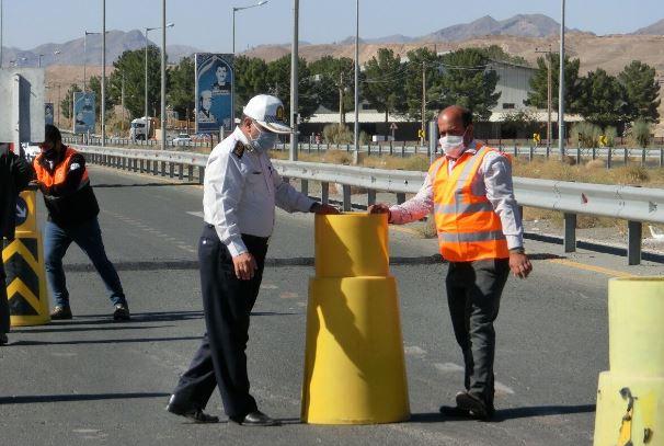 منع خروج خودروهای پلاک بومی از استانهای البرز وتهران