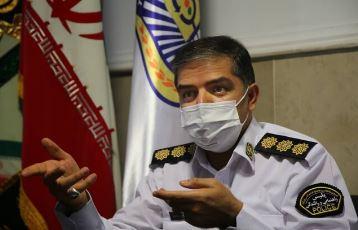 عدم توقیف ۲۲ هزار موتورسیکلت با طرح «موتوریار»/ ۶۳ درصد ازتصادفات جرحی تهران مربوط به موتوریها
