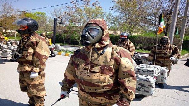 رونمایی از جدیدترین دستاوردهای ضد کرونایی ارتش