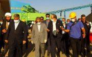 با حضور معاون رییس جمهور؛ کارخانه فرآوری کنسانتره زغالسنگ ممرادکو، از پروژههای میدکو افتتاح شد