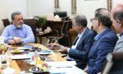 توسعه تعاملات فی مابین بانک دی با سازمان اقتصادی کوثر