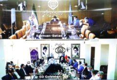 مراسم معارفه مدیر کل تامین اجتماعی استان گلستان برگزار شد