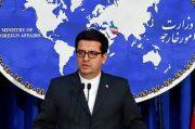 سخنگوی وزارت امور خارجه درگذشت قاضی منصوری را تایید کرد