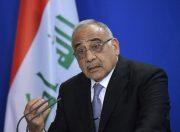 عبدالمهدی: در حال کار برای اجرای قطعنامه خروج نظامیان خارجی هستیم
