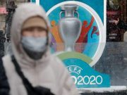 یورو ۲۰۲۰ یک سال به تعویق افتاد