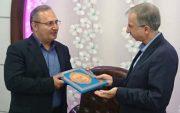 انعقاد تفاهم نامه همکاری بانک دی با بیمارستان ساسان