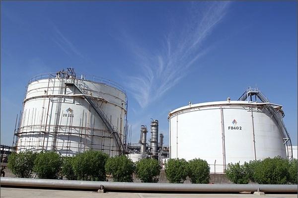 افزایش ظرفیت ذخیرهسازی میعانات گازی در پارس جنوبی