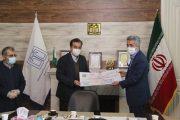 بانک رفاه از دانشگاه علوم پزشکی بابل حمایت مالی کرد