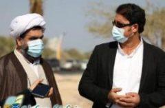 تقدیر امام جمعه کیش از مدیرعامل جوان در تحقق زودهنگام وعده ها