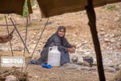 برنامه افتتاح پروژه تامین آب ۴۰ محله عشایری بمرود
