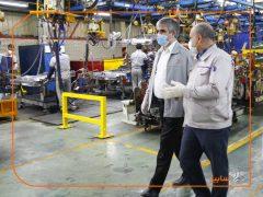 تحقق جهش تولید با توان داخلی و توسعه محصولات در سایپا