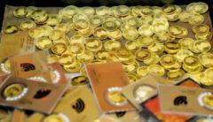 تغییرات قیمتها در بازار ۶ روزه سکه و طلا