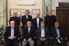 جلسه آجرلو با مدیران پیشین استقلال