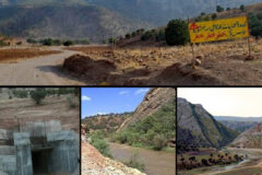 دیمکاری در استانی که ۲ بار رنگ سیلاب دید/وعده دوباره وزارت نیرو!