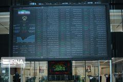 رشد ۴۸ هزار واحدی شاخص بورس در آخرین روز معاملاتی هفته