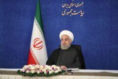 روحانی: باید دست بانک مرکزی را برای تعامل با دنیا باز بگذاریم