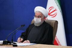 روحانی درگذشت مادر شهیدان ضعیفتن را تسلیت گفت