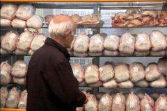 روزانه ۵۰ تا ۶۰ تن مرغ منجمد در آذربایجان شرقی عرضه میشود