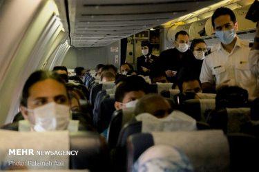 ستاد کرونا در محدودیت مسافرگیری هواپیماها تجدید نظر کند